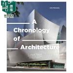 【预 售】【T&H】A Chronology of Architecture 建筑年表建筑历史英文原版英文原版图书籍进口