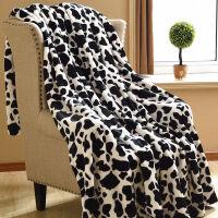 美式法兰绒毛毯加厚保暖珊瑚绒毯子冬季盖毯床单毯小毯子单人双人父亲节
