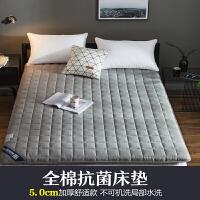 全棉床垫褥子双人1.8m床褥垫1.5榻榻米垫子折叠学生宿舍1.2米垫被