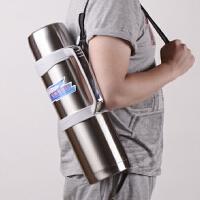 车载保温壶超特大容量3L真空户外旅行2不锈钢保温杯4旅游热水壶瓶SN1575