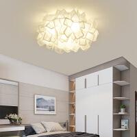 ????简约现代卧室灯具北欧浪漫温馨客厅餐厅儿童房间创意led吸顶灯 喜迎国庆