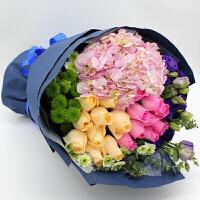 鲜花速递同城北京红玫瑰花束康乃馨生日送花上门礼盒全国上海广州杭州成都天津南京 平时价格