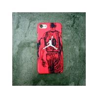 篮球 乔丹科比iphone6手机壳磨砂苹果7plus保护套6s硬壳aj潮男 plus