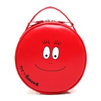 七夕礼物新款化妆包女士大容量收纳包手拿包化妆袋大号便携防水旅行洗漱包 红色