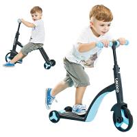 儿童滑板车小孩三轮 宝宝溜溜车3-6岁可坐 2岁