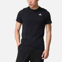 adidas阿迪达斯男子短袖T恤2018新款休闲运动服BR4066