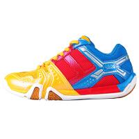 李宁LiNing羽毛球鞋 AYCL006 儿童羽毛球训练鞋防滑耐磨儿童鞋