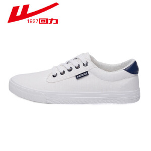 回力内增高男鞋帆布鞋男女情侣款秋季韩版休闲运动透气板鞋小白鞋