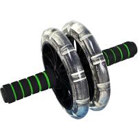 巨轮健腹轮腹肌轮 健身收腹滚轮双轮运动健身器材