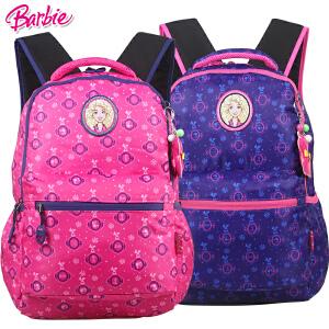 Barbie/芭比 女童小学生3-6年级双肩休闲书包BL0276