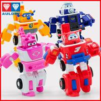 乐迪小爱多多载具变形机器人一套得玩具套装全套飞侠