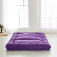 加厚磨毛床垫床褥榻榻米垫被学生宿舍单双人1.5m 1.8米床褥