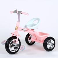 儿童三轮脚踏车宝宝户外玩具车2-3-5岁自行车