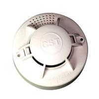 独立型 9V电池供电,现场声光报警 烟感报警器,烟雾报警器 探测器 火灾报警GD802