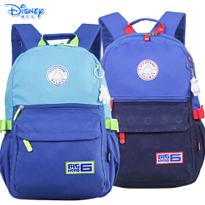 Disney/迪士尼 大白儿童中小学生高年级-初中双肩休闲书包IL0013