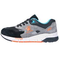 KELME卡尔美 K36X6009 男式复古休闲鞋 减震耐磨运动鞋 轻便透气跑步鞋