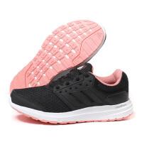 adidas阿迪达斯女子跑步鞋2017年新款透气减震运动鞋BA8200