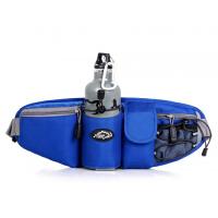 新款防水多功能水壶骑行休闲包跑步户外运动女腰包男斜跨胸包