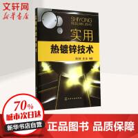 实用热镀锌技术 化学工业出版社