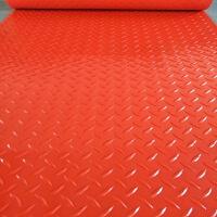 pvc地垫门垫厨房浴室防滑垫塑料防水垫橡胶垫塑胶地板垫楼梯地毯 红人1.7毫米 左右