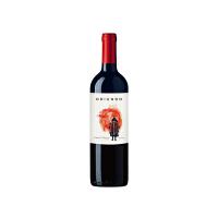 沃安多 赤霞珠干红葡萄酒 智利原瓶进口 750ml 明亮的宝石红色、新鲜的果香,巧克力、黑李子和咖啡的香气、带有巧克力