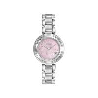 【考拉自营】CITIZEN西铁城光动能时尚贝母表盘女士手表EM0460-50N