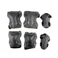 20180415210350149动感ACTION 318护具轮滑滑板护具护膝护掌护肘6件套儿童护具