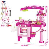 过家家玩具仿真做饭玩具套装男孩儿童迷你厨房过家家女孩厨房玩具