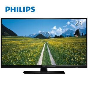 飞利浦(PHILIPS)24PFF3555 24英寸全高清LED液晶平板电视机