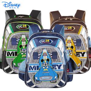 Disney/迪士尼 米奇儿童小学生1-4年级双肩减负护脊卡通书包MB0502