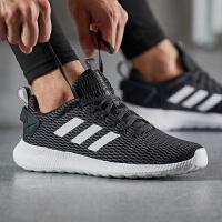 adidas阿迪达斯NEO男子休闲鞋2018新款郑恺同款透气休闲运动鞋DB1591