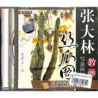 张大林教画写意田园-丝瓜图VCD( 货号:2000013899699)
