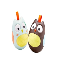 早教益智音乐女孩男宝宝0-1岁婴儿玩具不倒翁大号3-6-12个月9儿童