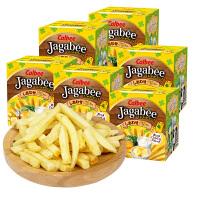 【网易考拉】卡乐比 蜂蜜黄油味薯条 80克/盒 共6盒