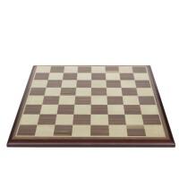 国际象棋棋盘木制西洋棋棋盘部分地区 大号棋盘(44*44cm 不含棋子)