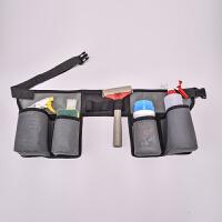 工具腰带保洁员腰包清洁卫生收纳包物业环卫景区酒店餐饮家政包袋 款式九(TYT9)