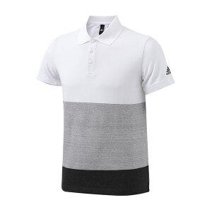 adidas阿迪达斯男装短袖POLO翻领T恤2017新款运动服BK3273