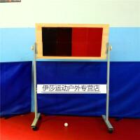 乒乓球专业反弹板 乒乓球训练反弹板专业单人学自练对打器陪练神器升级版支架回弹板HW