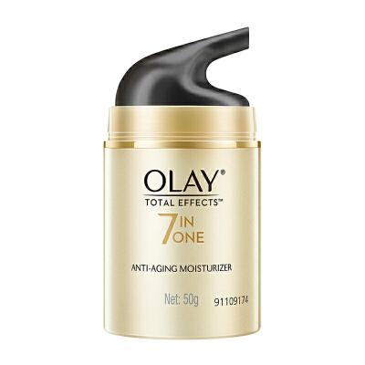 [当当自营] Olay玉兰油 多效修护霜 50g自营正品 货到付款 (新老包装 随机发货)