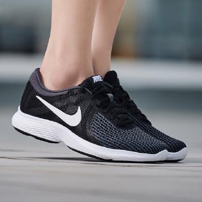 Nike耐克女鞋跑步鞋透气舒适防滑休闲运动鞋908999 活力出游!满199-10!满300-40!满600-80!