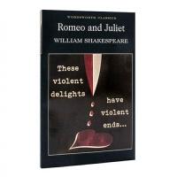 罗密欧与朱丽叶 英文原版 Romeo and Juliet 威廉莎士比亚经典戏剧 莎士比亚悲喜剧 经典传世爱情小说