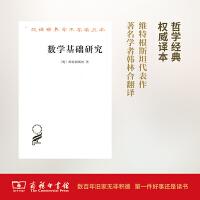 数学基础研究 (奥)维特根斯坦(Ludwig Wittgenstein) 著;韩林合 译