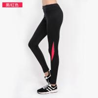 春秋运动裤女速干瑜伽紧身裤修身塑形美腿压缩裤弹力跑步健身裤子