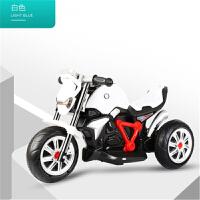 七夕礼物 儿童车电动摩托车三轮车宝宝车子1-3-5岁小孩玩具可坐人童车充电