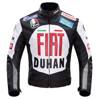 摩托车骑行服套装男女四季赛机车夹克个性运动防摔风衣