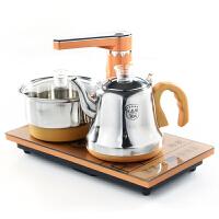 整套四合一烧水壶 全自动上水电磁炉 茶道套装电磁炉茶具配件