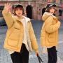 【年货节 直降到底】冬季棉服女装秋冬装2020年新款潮小个子洋气韩版宽松外套面包服
