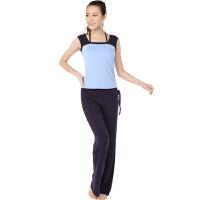 瑜伽服套�b �n版女健身短袖瑜珈愈加跳操