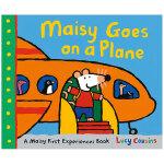 Maisy:Goes on a Plane 小鼠波波乘飞机 英文原版儿童绘本 3-6岁