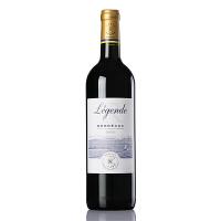 法国原瓶进口拉菲红酒 750ml 单支装